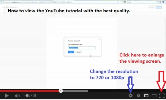 How to View a YouTube