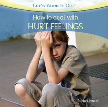 We also have other titles in this series such as: Anger, Bullies, Feeling Left Out, Lying, Secrets, Jealousy