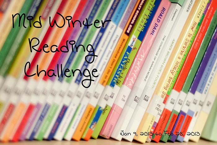 Reading-Challenge-WEB