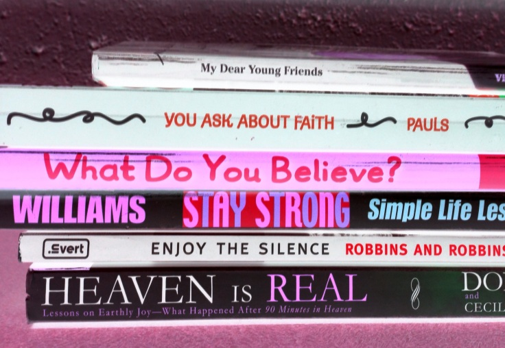 Ms. Lizard's Book Spine Poem