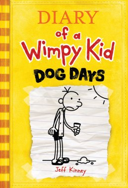 1. Diary of a Wimpy Kid Dog Days was number  back in 2010 and is still number one!!!!!! Wow, I'm kinda shocked. I know it is a popular book but it really isn't put on hold that often. I guess I didn't pay attention to how often it was circulated. Part of me thinks this is great but another part of me wonders why so many of the new books released since 2010 have been overlooked by our students.