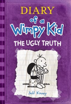 8. The Ugly Truth. It seems we never have enough of any of the Diary of a Wimpy Kid series. This is just the first of three that made it into the top ten!
