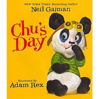 Chu's Day by Neil Gaiman was loved by all grades.