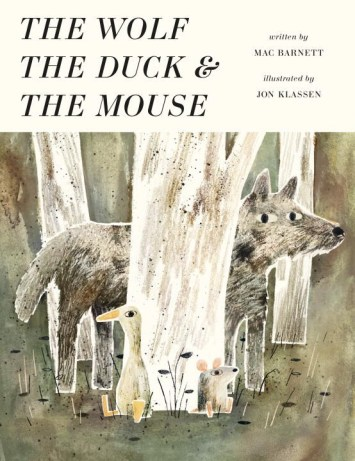 The Wolf the Duck and the Mouse by