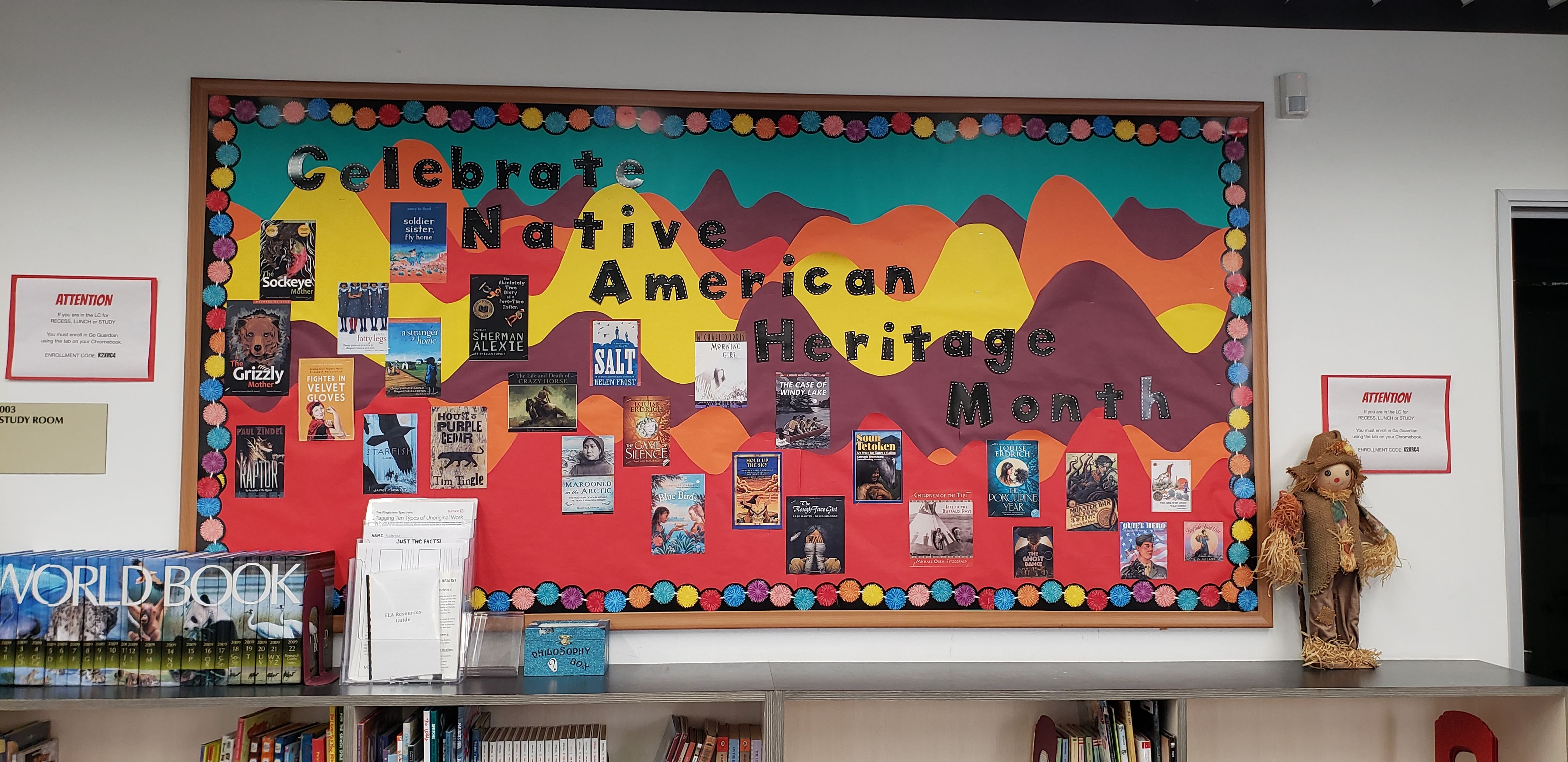 Celebrating Native American Heritage Month The Falcon S Fables